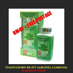 THANYAPORN BE-FIT GARCINIA CAMBOGIA SLIMMING PILLS