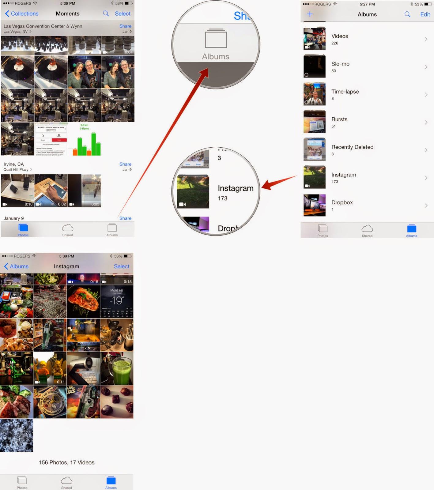 Come salvare foto da Instagram su telefono