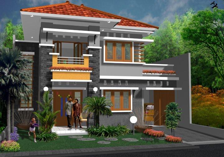 Desain Rumah Idaman Modern 1908110215