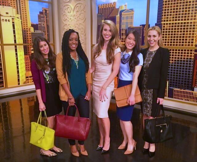 Grace in style life story windy city live Grace fashion style chicago