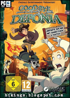 Goodbye Deponia RELOADED