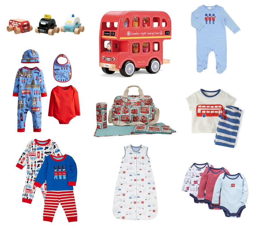 Galerry kid clothes london