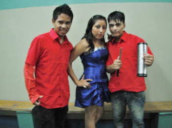 Kevin,Any y Jhon