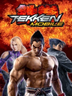 Fighting Nokia C3 Tekken Cell Game