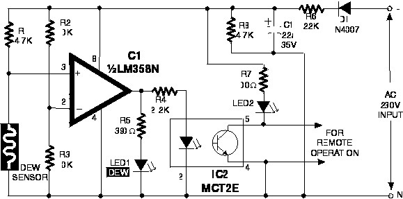 electronic circuit  april 2013