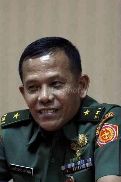 Brigjen TNI Hartind Asrin