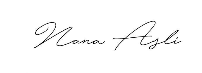 Nana Asli's Blog