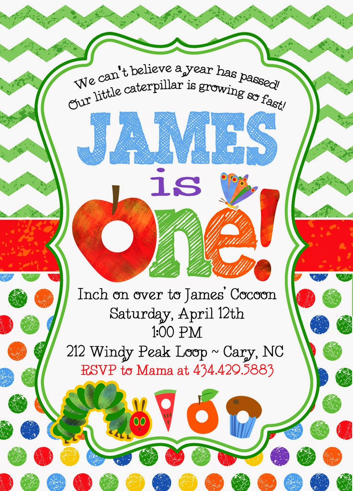 Some Like it Southern James First Birthday Party