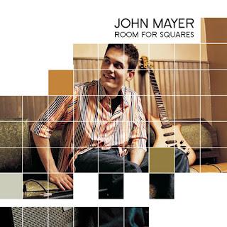 "John Mayer Album: ""Room For Squares"" (2001)"