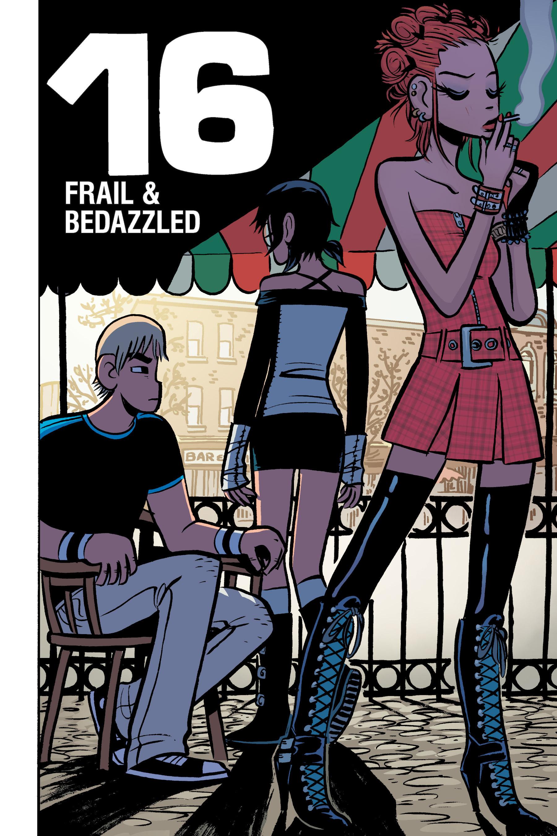 Read online Scott Pilgrim comic -  Issue #3 - 88