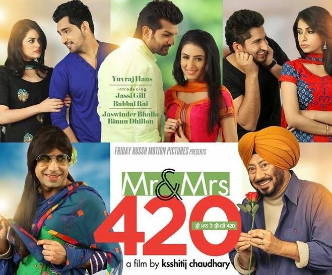 MR X 2015 Hindi DVDRip 500mb - free download