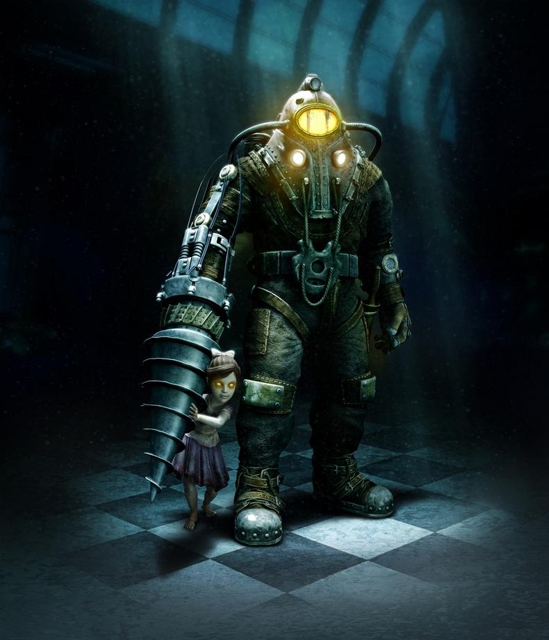 Neko Random: Things I Like: Bioshock 2