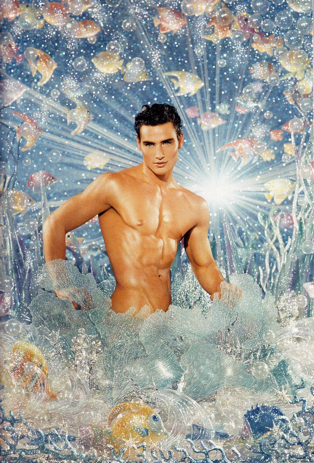 westward the course of empire takes its way pierre et gilles. Black Bedroom Furniture Sets. Home Design Ideas