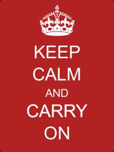 Keep Calm Poster Generator v1.2