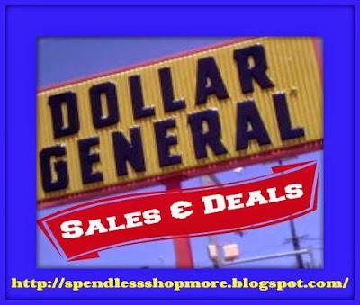 Dollar General deals
