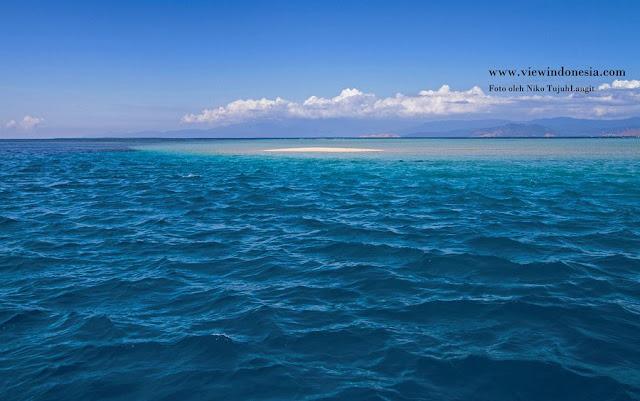 rute perjalanan menuju gili kapal dan gili kondo lombok timur