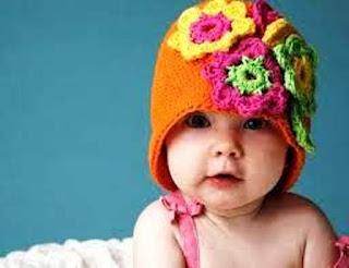 Model Topi Rajut Untuk Bayi