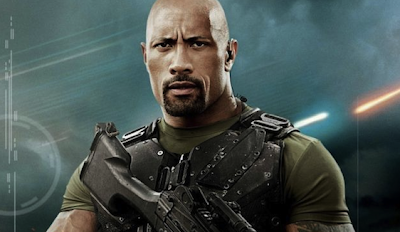 Roadblock, Dwayne Johnson, GI Joe, movie review