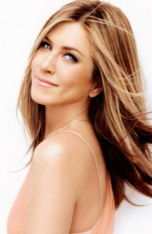 Jennifer Aniston Photoshoot at Mary Howard Studio March 2012 HQ