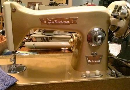 Sewing Machine Mavin September 2014