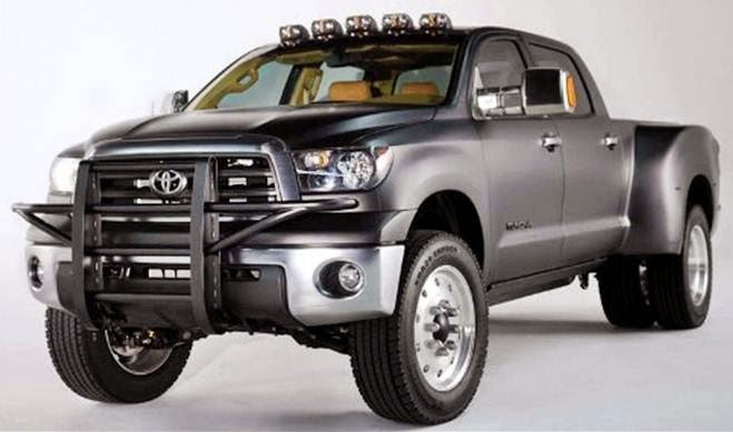 2016 Toyota Tundra Dually Diesel