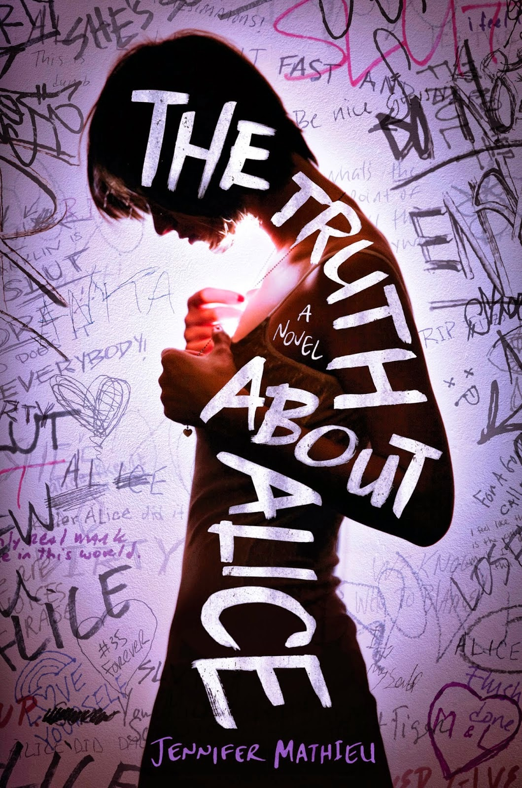 the truth about alice by jennifer mathieu ya young adult realistic fiction book cover large hd hardcover 2014