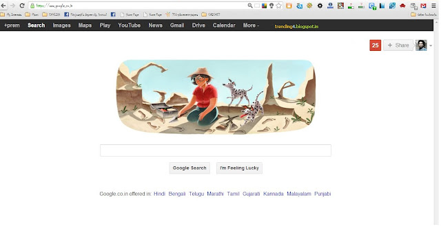 Mary Leakey fossil hunter honoured with Google doodle on her 100th birthday Pics/Photos NewsProfile