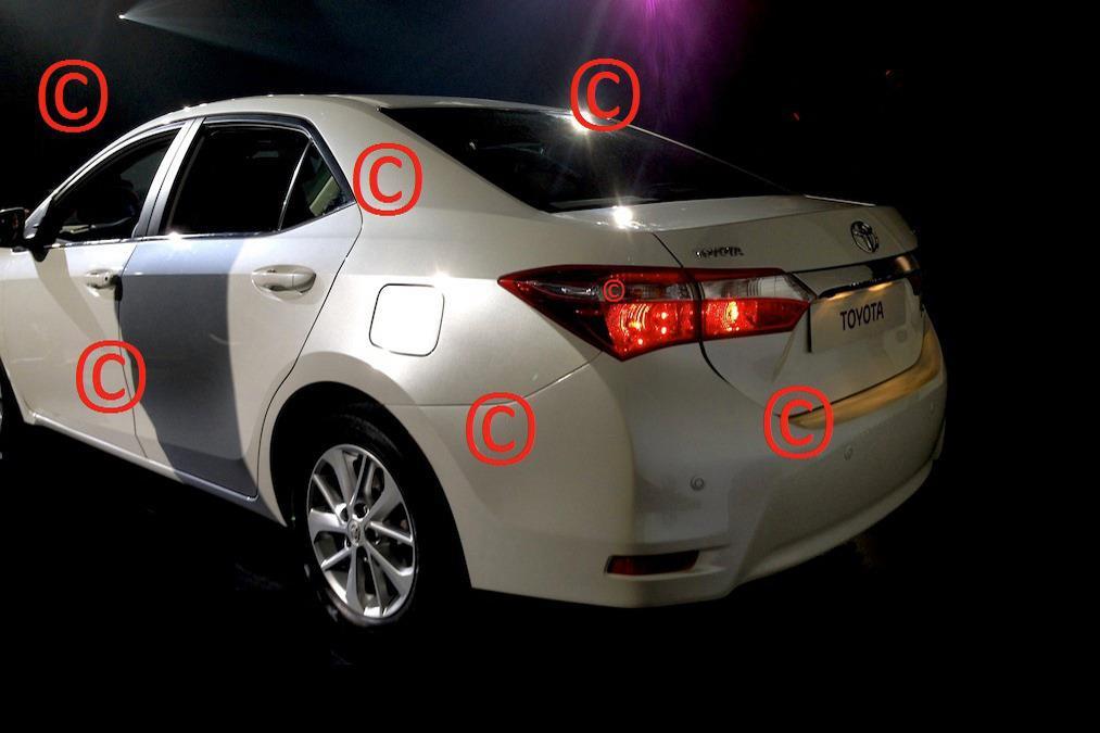 2014 Toyota Corolla Gün Işığına Çıktı!