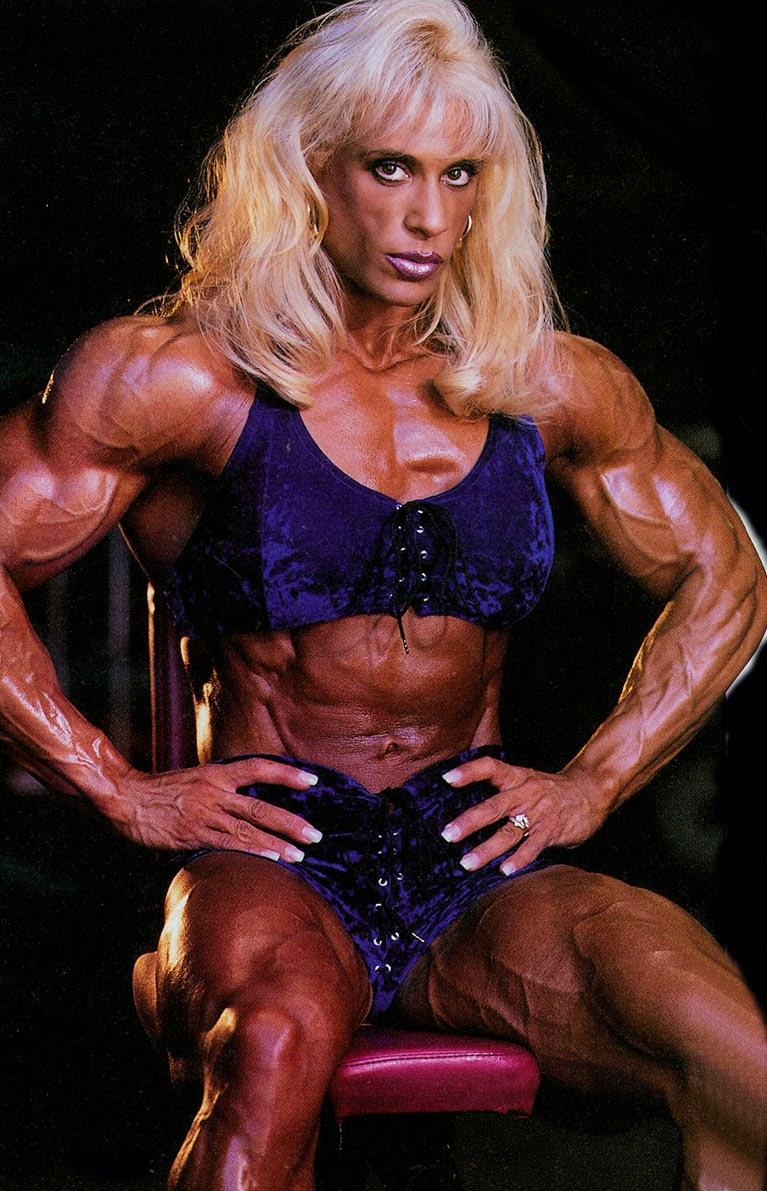 The Best Bodybuilding Workouts Program: female