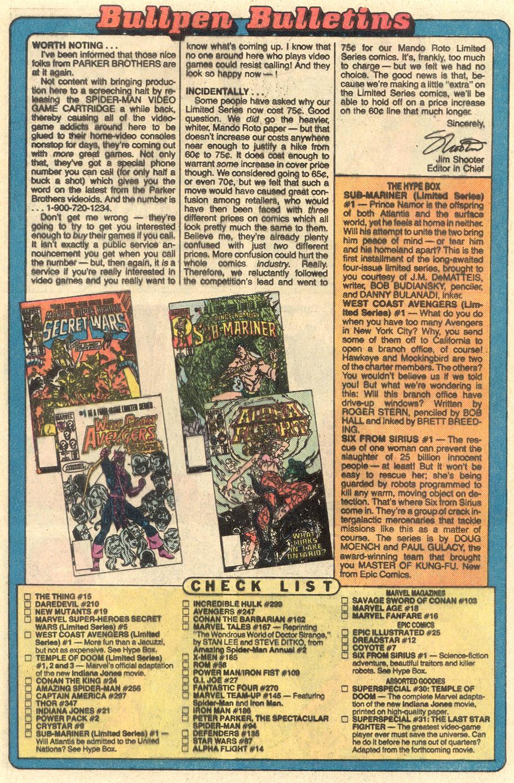 Conan the Barbarian (1970) Issue #162 #174 - English 24