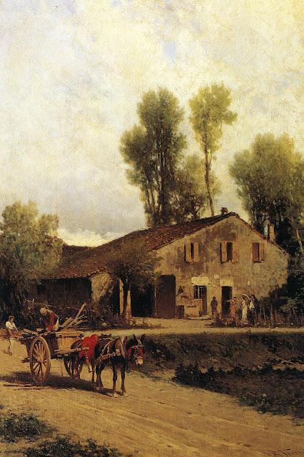 Marta tra i fiori le magnolie di giuseppina e i kaki di verdi for Casa artigiana progetta il maestro del primo piano