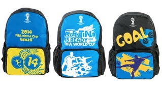 FIFA Bags for Rs. 799