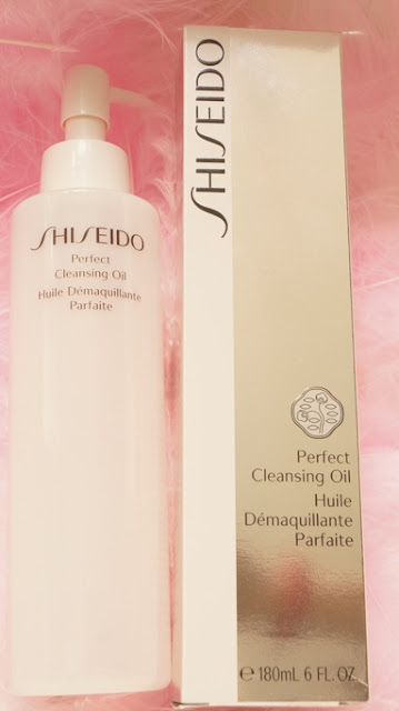 #perfect cleansing oil