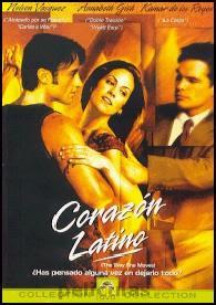 Corazón Latino (2001) musical de Ron Lagomarsino