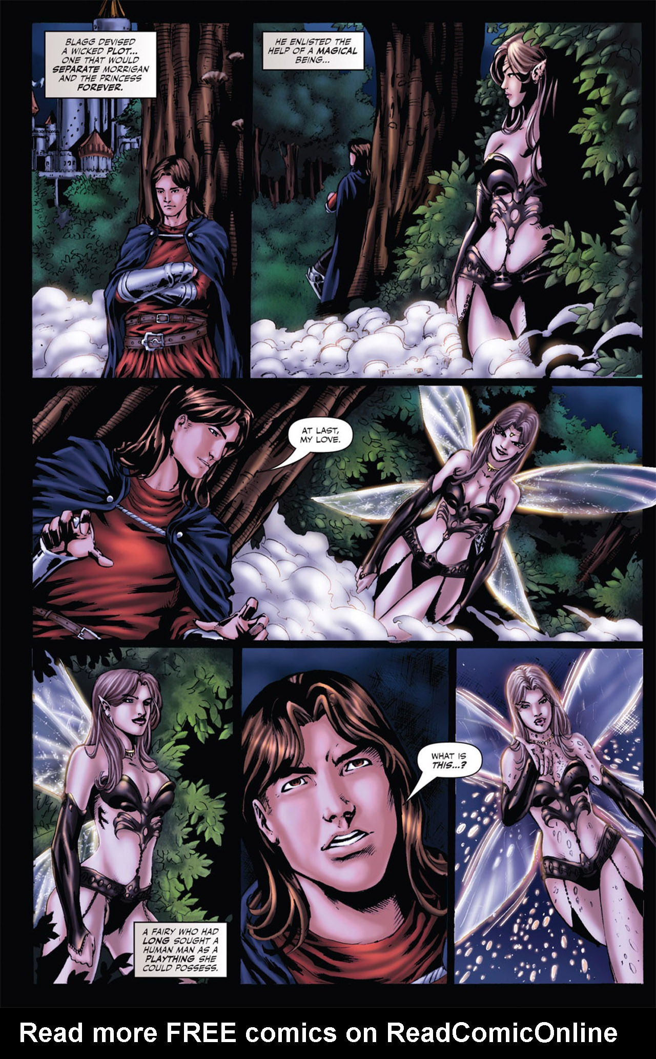 Grimm Fairy Tales (2005) Issue #53 #56 - English 11