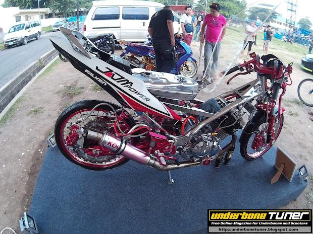 Raider 150 Motor Show