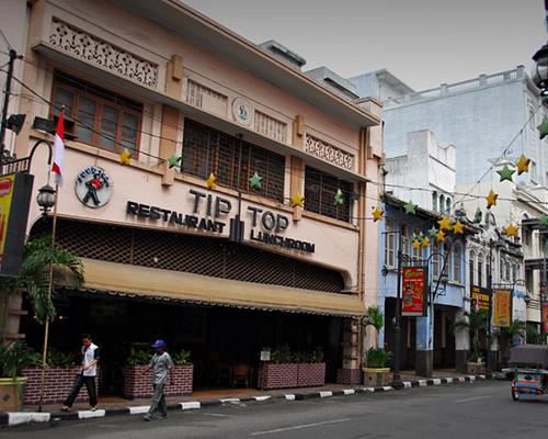 Tip Top,Medan