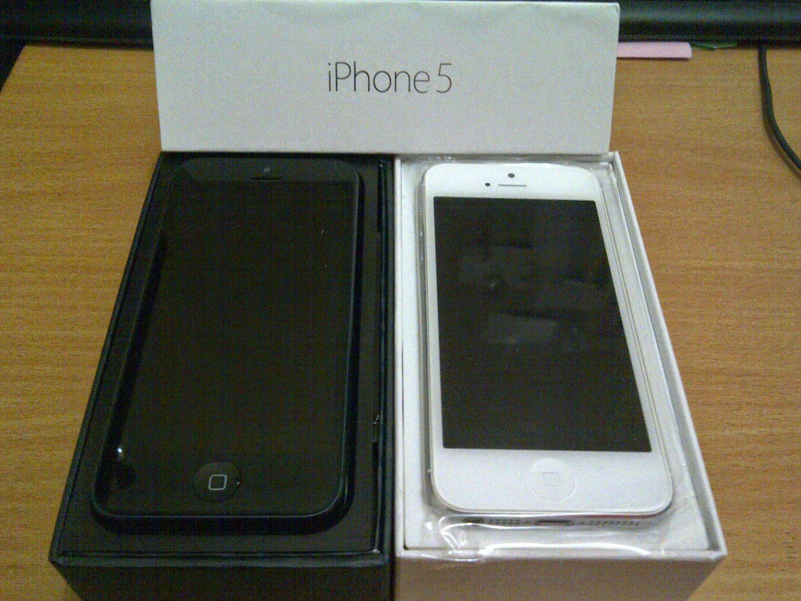Jual Apple Iphone 5 16GB Original FU ALL GSM