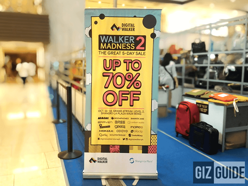 Digital Walker Holds Walker Madness 2, Enjoy Crazy Good Deals Up To 70% Off!