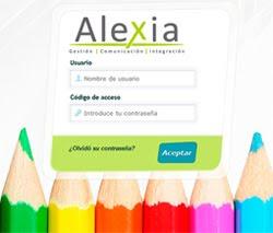 Acceso a Alexia