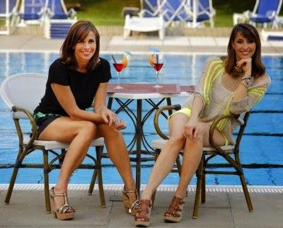 Cristina e Benedetta Parodi guadagnano più dei loro mariti