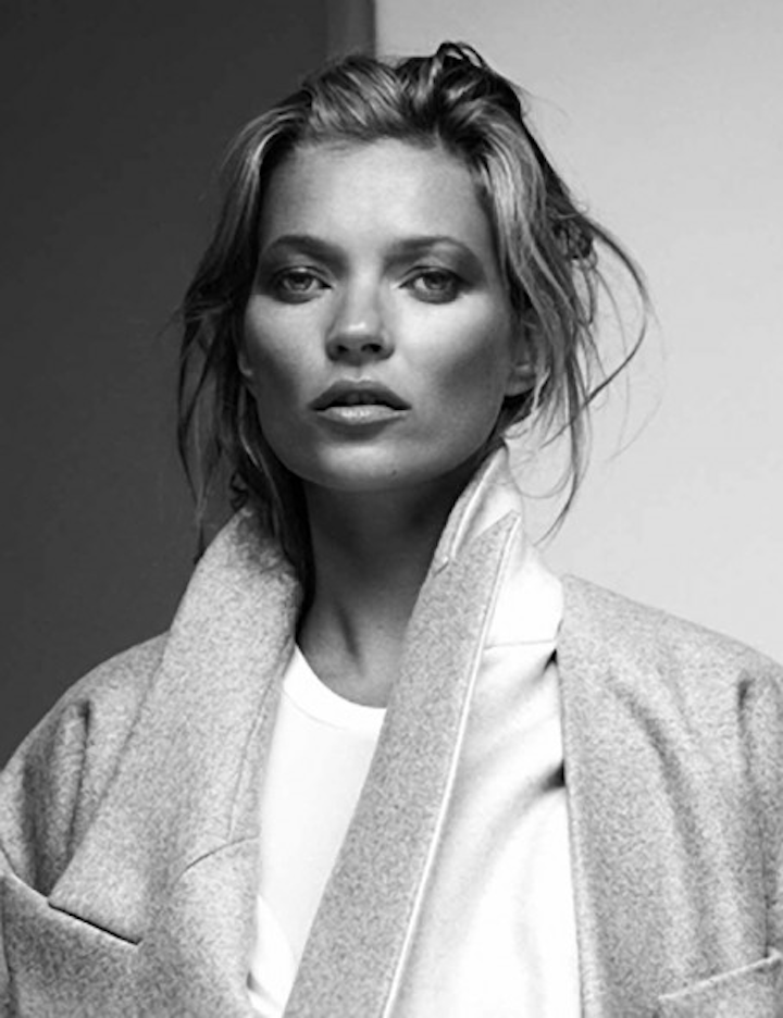 Kate Moss for Zoo Magazine No. 40 by Bryan Adams