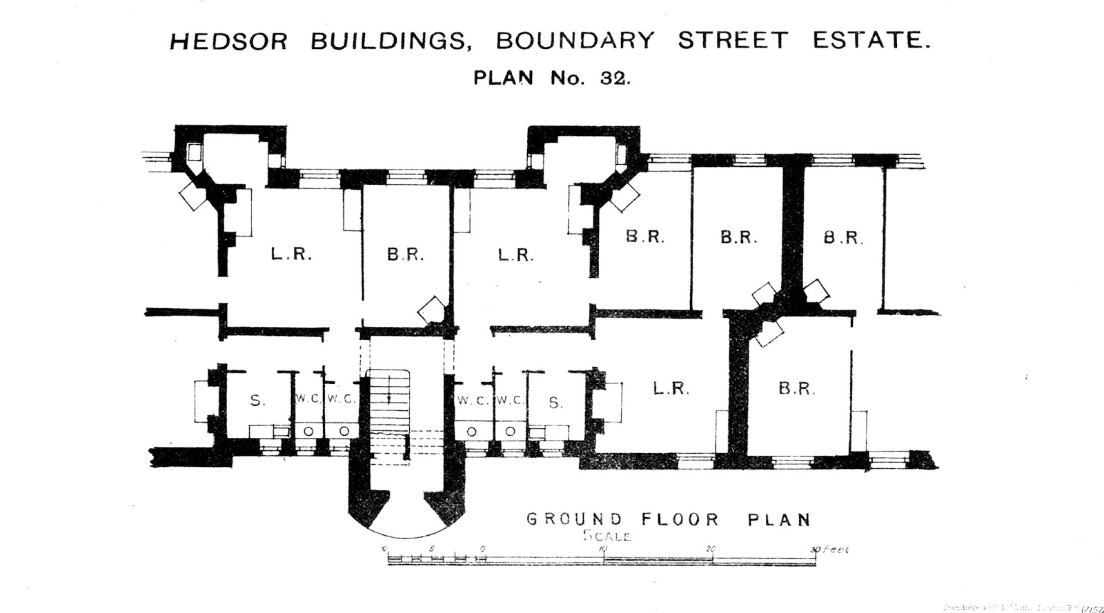 Apartment Plans Uk