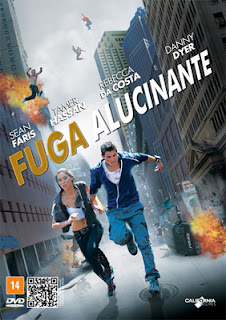 Download - Fuga Alucinante – BDRip AVI Dual Áudio + RMVB Dublado ( 2013 )