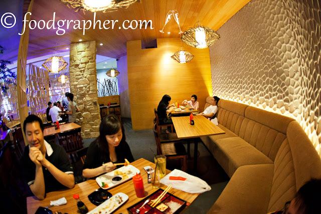 Hachi Japanese Restaurant Nobby Beach Menu