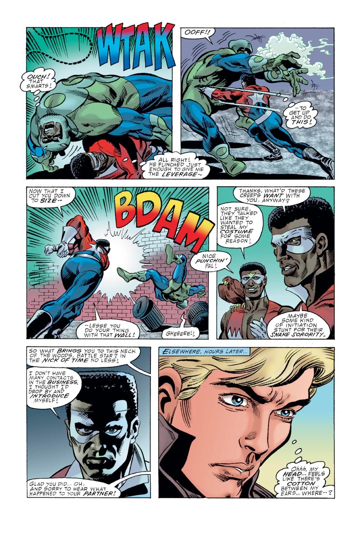 Captain America (1968) Issue #355 #288 - English 22