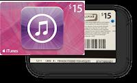 Cartão iTunes Gift Card Americano 15 dólares