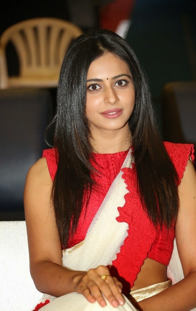Rakul Preet Singh Cute Telugu Actress Gallery