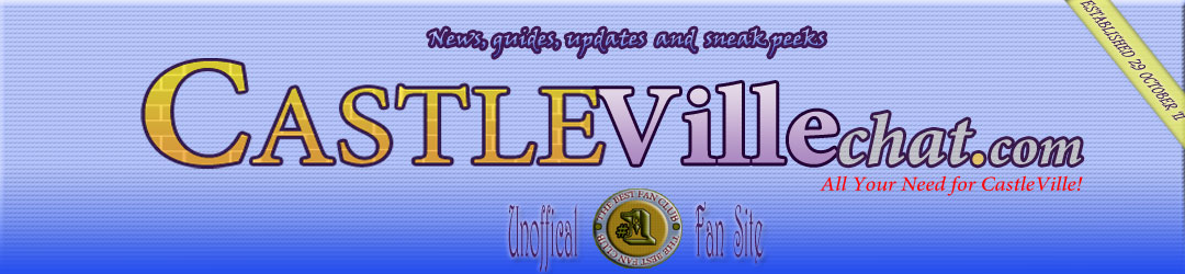 CastleVille Chat - The Best CastleVille Fan Club. News, Updates, guides for Castleville