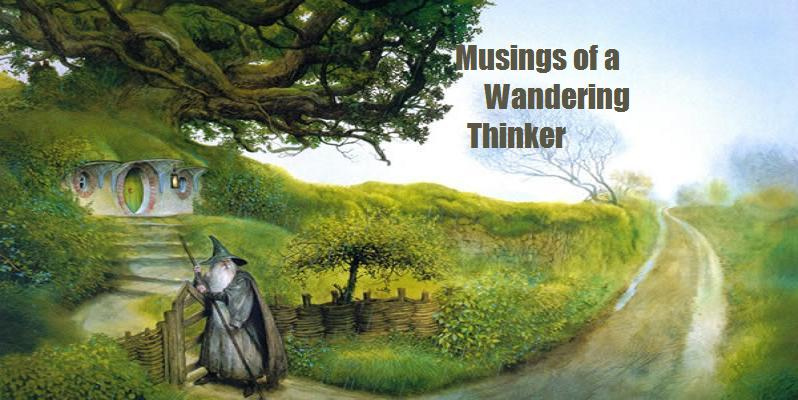 Musings of a Wandering Thinker